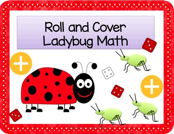 Ladybug Roll and Cover