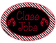 Ladybugs Decor: Class Jobs Header & Editable Job Labels