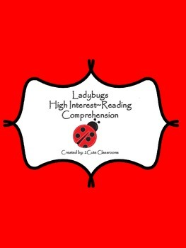 Non-fiction Reading Comprehension Upper Elementary/Middle