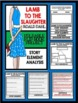 Lamb to the Slaughter by Roald Dahl: Short Story Foldable