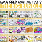 Laminate, Velcro, and Go! Anytime Tasks THE BUNDLE