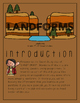 Land Formation Web-Quest (WITH WORKSHEETS INCLUDED)