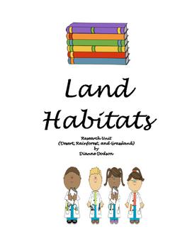 Land Habitats Research Unit