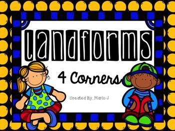 Landform 4 Corners