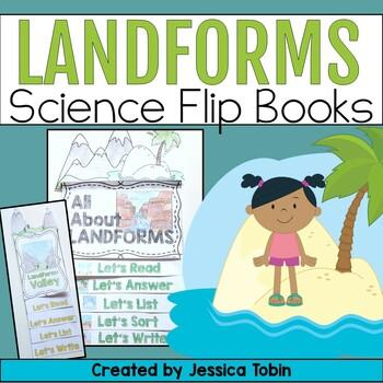 Landform Flip Books