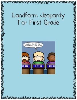 Landform Jeopardy