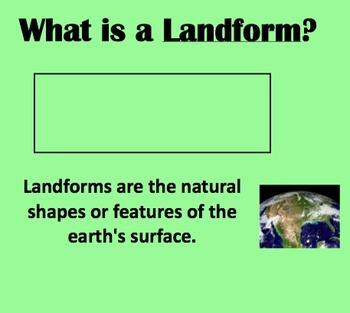 Landform Review