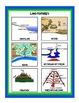 Landform Study Cards