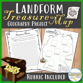 Landform Treasure Map