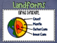 Landforms Complete Packet - Posters, activities, worksheets.