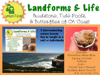Landforms & Life on the CA Coast