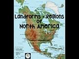 Landforms and North American Regions