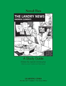 Landry News - Novel-Ties Study Guide