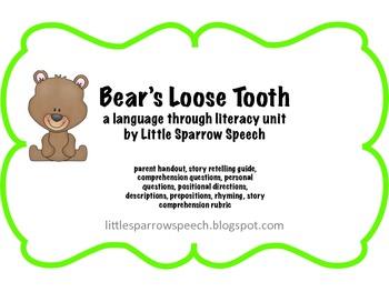 Language Through Literacy Unit based on Karma Wilson's Bea
