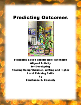 """Conflict Analysis Activity - """"Predicting Outcomes"""""""