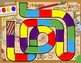 Language Arts Adventure - a Candy Land-style game for CVC words
