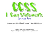 Language Arts Common Core Standards 2nd Grade Student-Frie