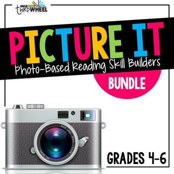 Language Arts Morning Work for Grades 4-6: Picture Prompts