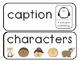 Language Arts ( ELA Common Core ) Vocabulary Word Cards (1