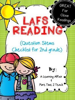 Language Arts Florida Standards (LAFS) 2nd Grade Question