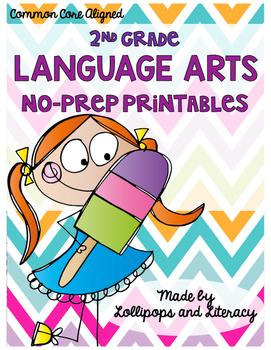 Language Arts No Prep Printables