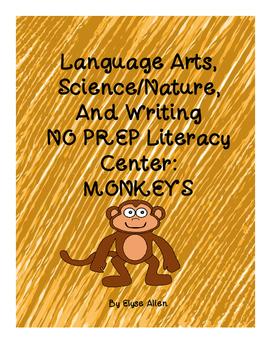 Language Arts, Science/Nature and Writing NO PREP Literacy