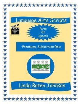 Language Arts Scripts-Pronouns