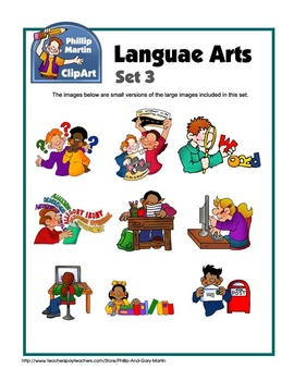 Language Arts Set 3