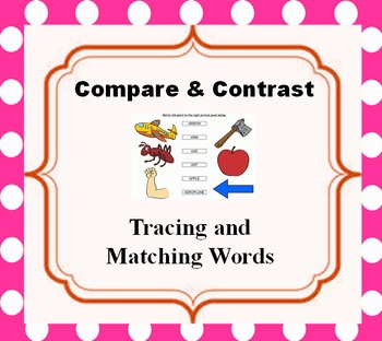 Language Arts Skills: Compare and Contrast (Common Core St