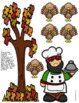 Language Arts for Thanksgiving-Centers and Activities
