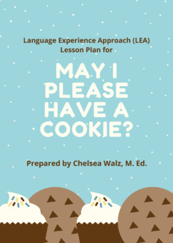 Language Experience Approach (LEA) Lesson for May I Please