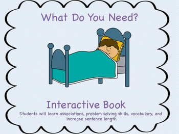 Language Interactive Book- Object Function
