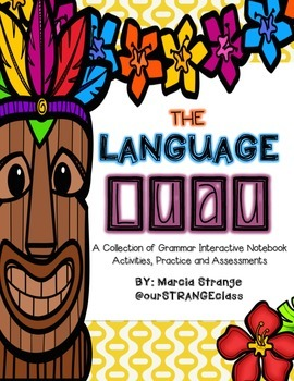 EOY Grammar - Language Luau