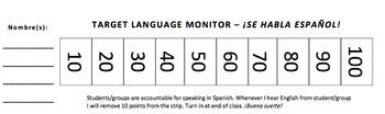 Language Monitor