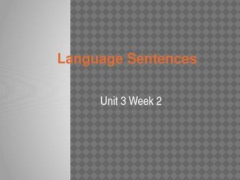 Language PowerPoint Unit 3 Week 2 Fifth Grade McGraw Hill Wonders