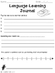 Language and Literacy Learning Journal