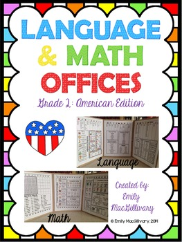 Language and Math Offices (Grade 2)