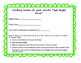 Language and Reading Summer Activities Packet
