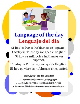 Language of the Day