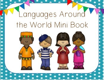 World Languages Mini Book