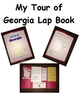 Lap Book of Georgia