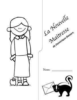 Lap book La Nouvelle Maîtresse