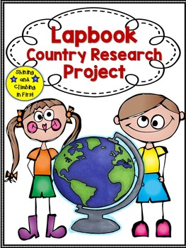 Lapbook for Country Research Project