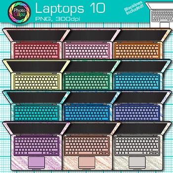 Laptop Clip Art 10 - Technology Equipment Clip Art - Techn