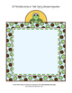Large Center Labels or Signs – Editable – Turtle Time Clas