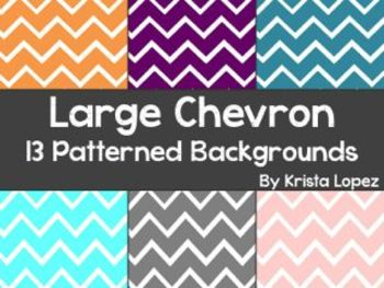 Large Chevron - 20 *FREE* Backgrounds