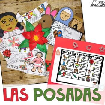 Las Posadas Activity Pack {Holidays Around The World}