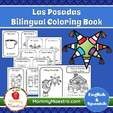 Las Posadas Bilingual Coloring Book