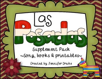 Las Posadas Supplement Pack ~Song, Book, Center & Printabl