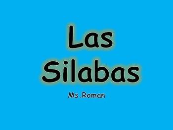 Las Silabas